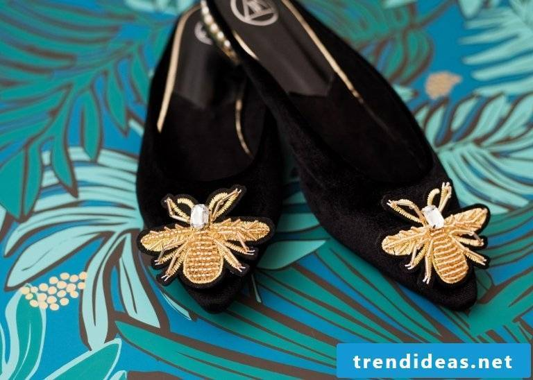 Spice up your DIY shoes: Instructions