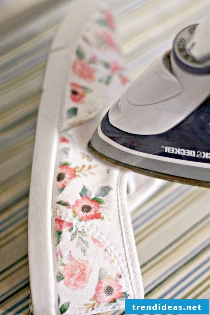 DIY Instructions for Women's Shoes - Step 2