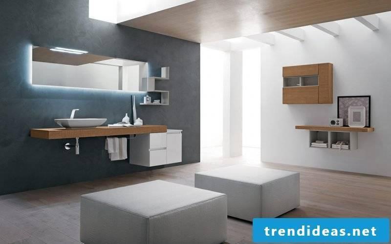 wood vanity top is a modern alternative with durable properties