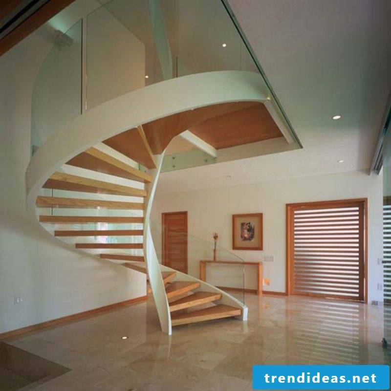 wooden railing different