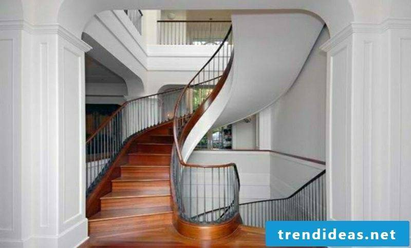 wooden staircase staircase