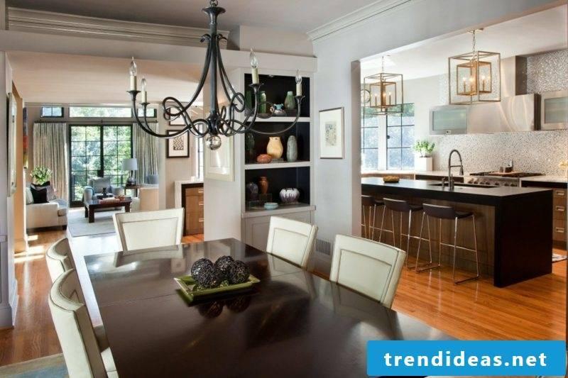 open kitchen kitchen design counter