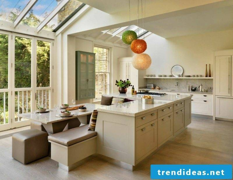 eat-in kitchen ideas open kitchen