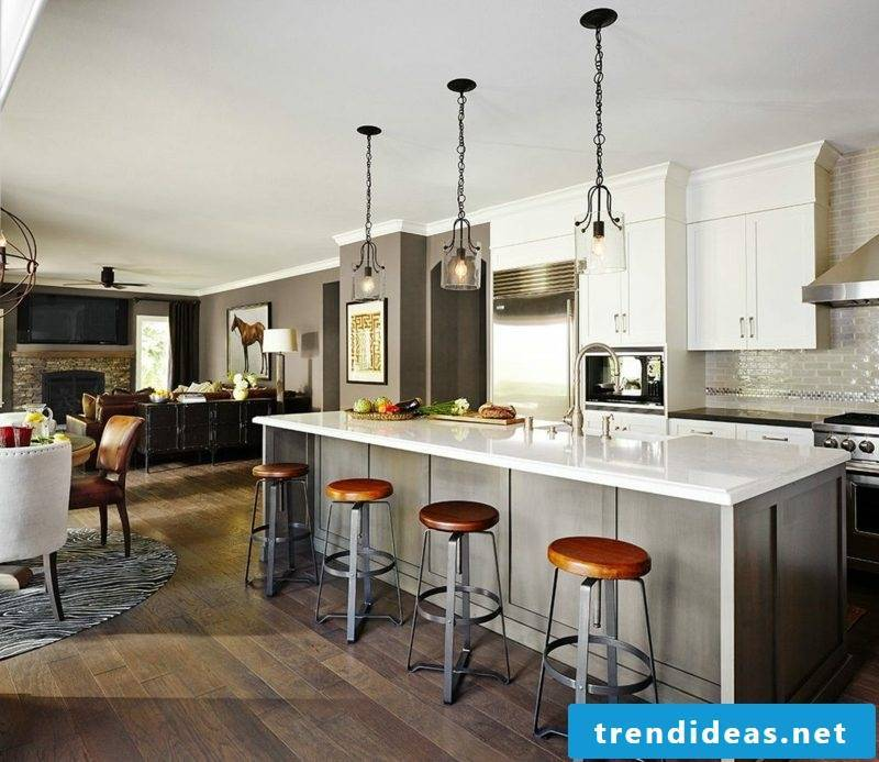 kitchen with counter ideas