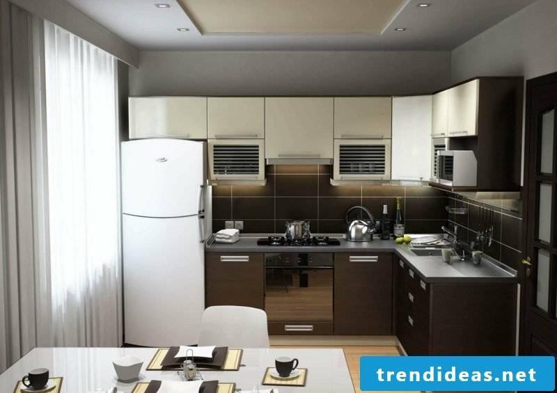 eat-in kitchen open plan kitchen