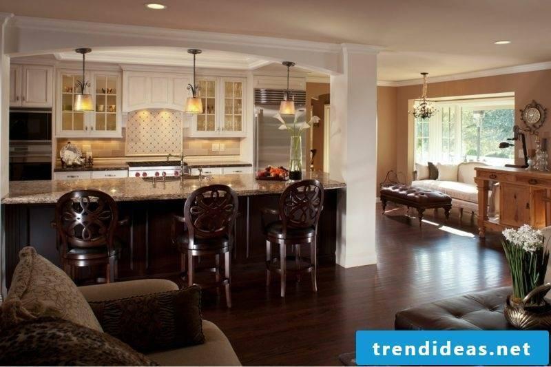 kitchen planning kitchen counter