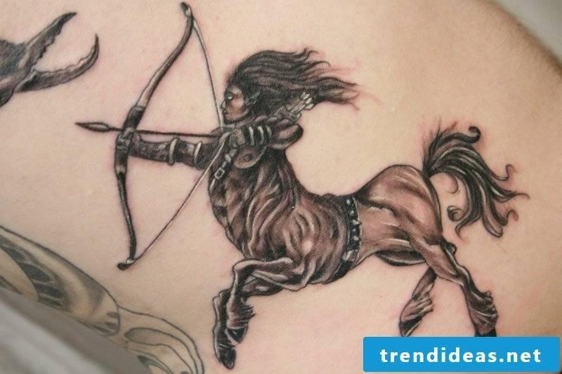 zodiac tattoo zodiac tattoos designs protectors